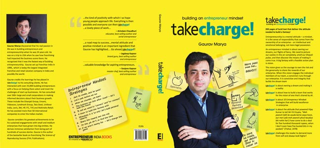 takecharge Cover