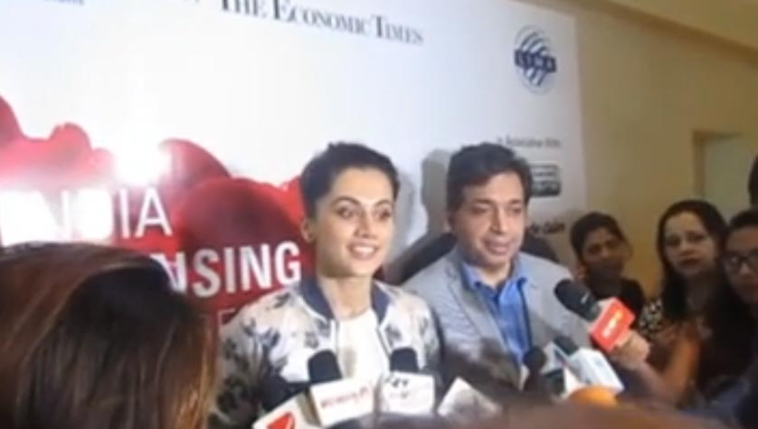Tapsee pannu india licensing