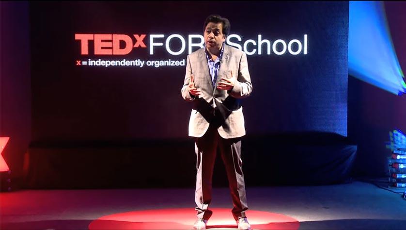 Tedxfore school